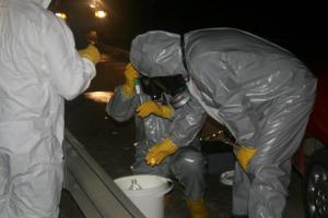 Meth Lab Response Team